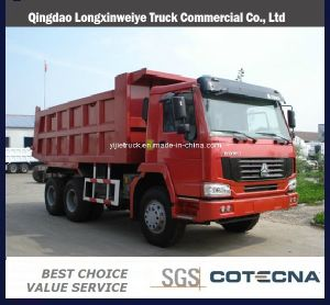 Cnhtc Sinotruk HOWO 6X4 Tipper 10 Wheels pictures & photos