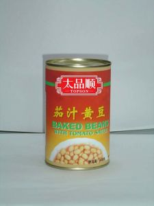 High Quality 425g Canned Baked Beans in Tomato Sauce pictures & photos