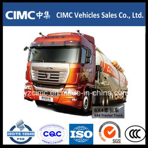 China Famous Brand C&C Tractor Head 6*4 (U460) pictures & photos