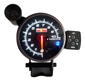 "3 3/4"" (95mm) Tachometer for 3 LED Color Tachometer (8371) pictures & photos"