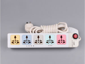 Ry-605 Universal Extension Socket with 3 Meter Wire pictures & photos