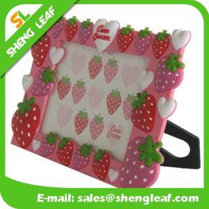 Custom Logo Strawberry Factory Supply Photo Frame (SLF-PF055) pictures & photos
