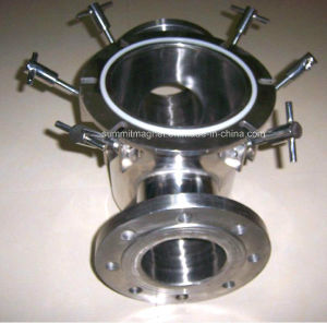Stainless Steel Magnetic Water Filter pictures & photos
