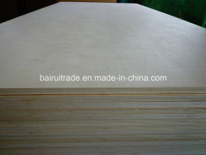 BB/CC Grade Birch Plywood for Decoration Linyi Plywood pictures & photos