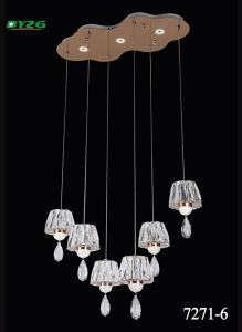 Hot Sale Home Decorative Crystal Chandelier/Chandelier Lighting Pendant Lamp pictures & photos
