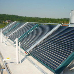 Solar Thermal Collectors Evacuated Tube pictures & photos