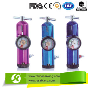 Amercian Style Aluminum Oxygen Regulator with Professional Service pictures & photos