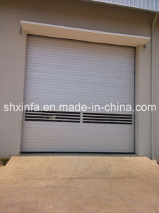 Automatic Aluminium Alloy High Speed Roll Door