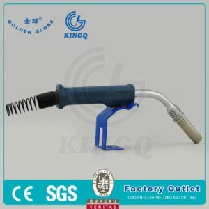 Kingq Binzel 40kd MIG Welding Torch (Lincoln Type) pictures & photos