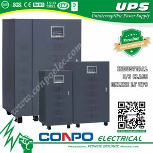Ht Three Phase (3: 3) Online Industry Low Frequency UPS pictures & photos