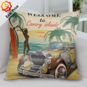 Custom Made Printed Sofa Pillow