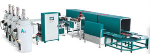 PU Shoes-Making Filling Machine Zd-C2-250AA pictures & photos