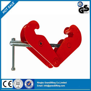 T Type Trolley Clamp for Hoist pictures & photos