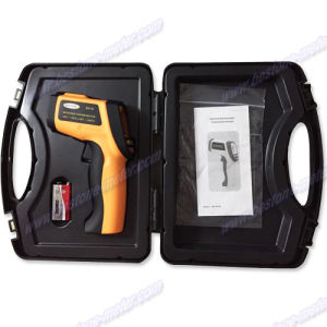 Digital Non-Contact High Temperature Infrared Thermometer (BE700) pictures & photos
