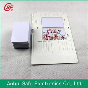 Inkjet Printable PVC Card for Espon Printer pictures & photos