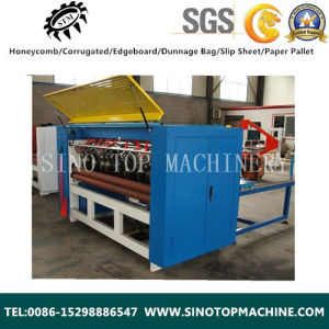 High Speed Small Size Honeycomb and Corrugated Board Slitter Machine pictures & photos