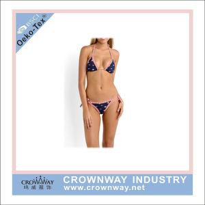 Brazilian Crochet Micro Bikini Swimsuit Models pictures & photos