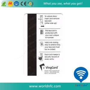 High Quality 13.56MHz Ultralight RFID Hotel Key Card Ving Card pictures & photos