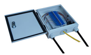 Plastic Fiber Optic Terminal Box for FTTH pictures & photos