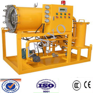 Portable Waste Low Viscosity Fuel Oil Purification pictures & photos