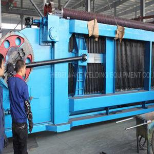 Hexagonal Gabion Wire Netting Machine pictures & photos