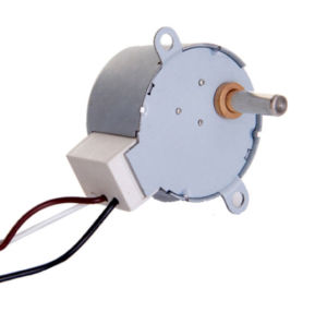 Low Speed Single Phase Gear Motor for Oven/Electric Equipment pictures & photos
