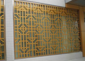 Decorative Panels Perforated Aluminum Sheet for Building Decoration pictures & photos