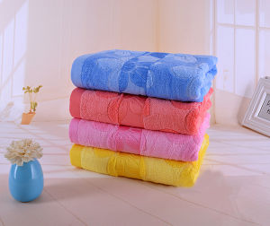 Top Quality Bamboo Fiber Face Body Towel