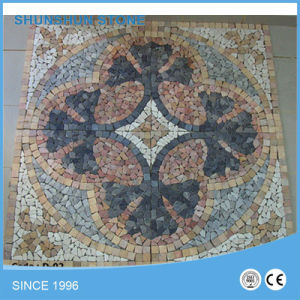 Customized Beauty and Visual Mosaic Flower Pattern Design pictures & photos