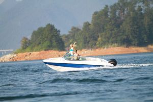 Fiberglass High Speed Leisure Boat