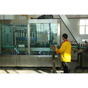 Edible Oil Filling Machine (PY-GY24-8)