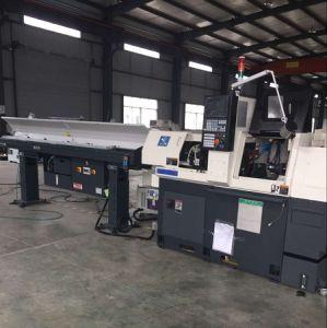 Yixing Gd320 CNC Lathe Auto Bar Feeder pictures & photos