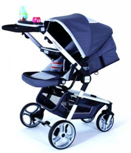 American Style Baby Stroller G610 with Front Tray pictures & photos