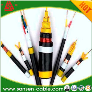 Kvvp2-22 450/750V PVC Insulated/Sheath Copper Tape Shielded Steel Tape Control Cables pictures & photos