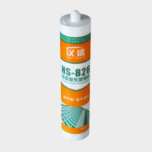 HS-826 High Grade Acetic Silicone Sealant pictures & photos