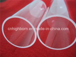 High Quality Big Diameter Clear Quartz Pipe pictures & photos