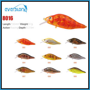 Floating Action Hard Lure Fishing Tackle Fishing Lure 75g pictures & photos