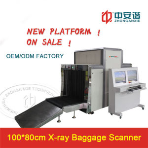 Manufacturer High Performance X-ray Baggage Scanner, Airport Luggage Security Cheching Machine pictures & photos
