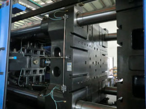 500ton Variable Pump Injection Molding Machine pictures & photos