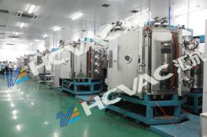 Titanium Nitride Vacuum Coating Machine, Titanium PVD Coating Machine pictures & photos