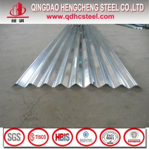 24 Gauge Corrugated Galvanized Steel Roofing Sheet pictures & photos
