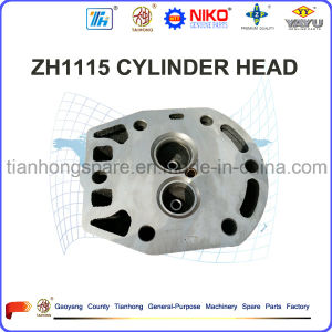 Zh1115 Cylinder Head (CHANGCHAI) (SINGEL CYLINDER HEAD) pictures & photos