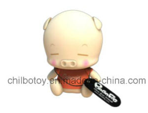Mcdull Pig Series Plastic Figure Toys (CB-PM031-Y) pictures & photos