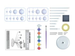 4452135- Solar System Celestial Bodies Planets Model DIY Toys pictures & photos