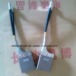 Metal Carbon Brush/Replacement Brushes for Electric Motors MC28 pictures & photos