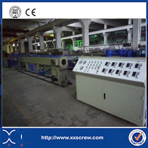 WPC Extrusion Machine Twin Screw Extruder Line (YF Series) pictures & photos