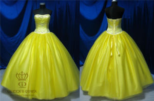 Georgous Ball Skirt Prom Dresses Latest Party Dresses Evening Dress pictures & photos