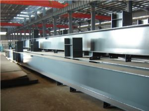 Prefab Engineered Building Steel Structure Warehouse