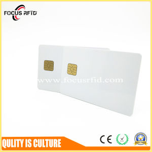 Hot Sale Atmel24c01/02/C03/C04/Sle4428/5528 RFID Concact IC Card pictures & photos