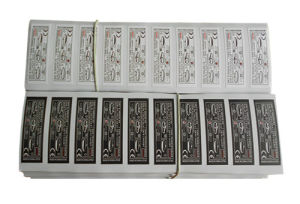 Delicate Paper Printed Sticker Label, China Manufacturer pictures & photos